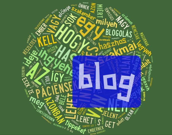 blogolás
