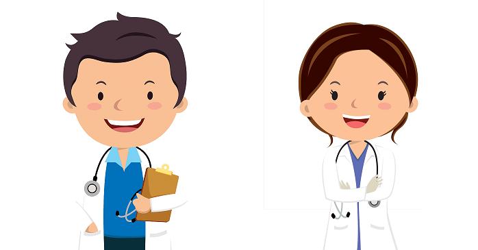 Hogyan mutassa be a rendelő új orvosát?